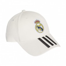 GORRA REAL MADRID 3S BLANCA CY5600