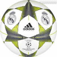 Balón Champions Real Madrid