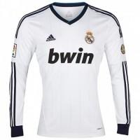Camiseta Real Madrid 1ª temp.2012/13 Manga Larga W41762