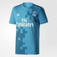 Camiseta Real Madrid tercera equip. Real 3 JSY Temp: 2017/18 BR3539
